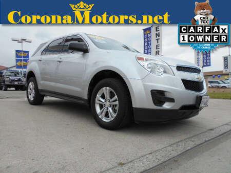 2014 Chevrolet Equinox LS for Sale  - 12466  - Corona Motors