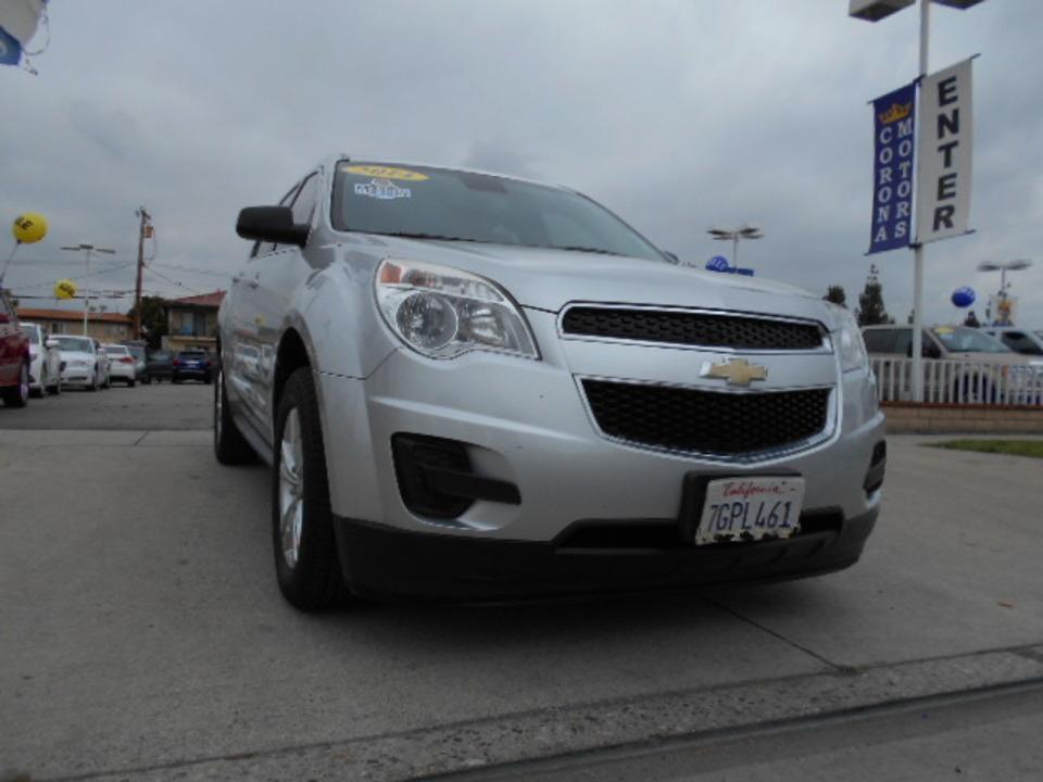 2014 Chevrolet Equinox  - Corona Motors