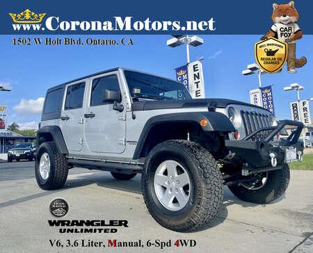 2012 Jeep Wrangler Unlimited Sport 4WD for Sale  - 13214  - Corona Motors