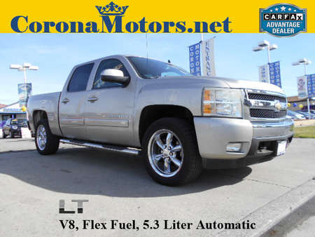 2008 Chevrolet Silverado 1500 LT w/1LT for Sale  - SILV105  - Corona Motors
