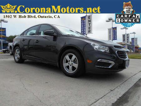 2016 Chevrolet Cruze Limited LT for Sale  - 12781  - Corona Motors