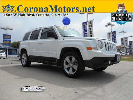 2016 Jeep Patriot Latitude for Sale  - 12772  - Corona Motors