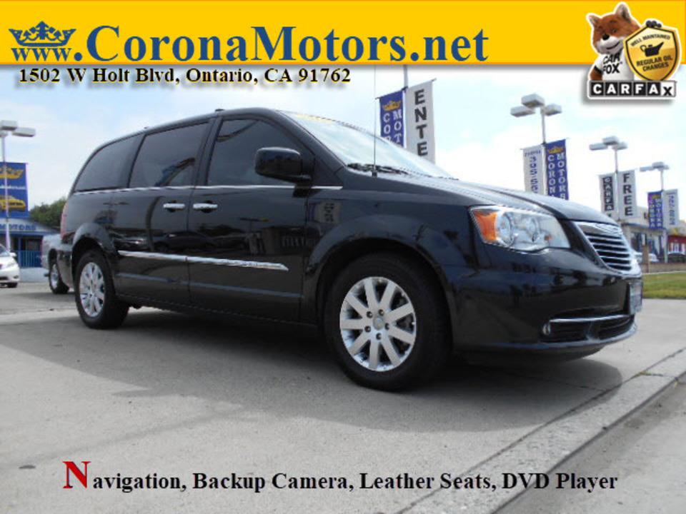 2015 Chrysler Town & Country Touring  - 12773  - Corona Motors