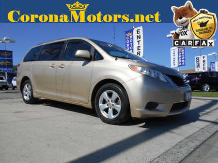 2014 Toyota Sienna LE for Sale  - 12489  - Corona Motors