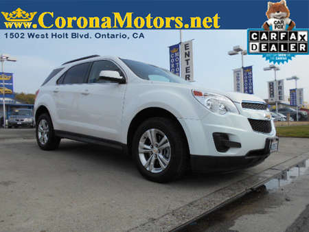 2015 Chevrolet Equinox LT for Sale  - 12652  - Corona Motors