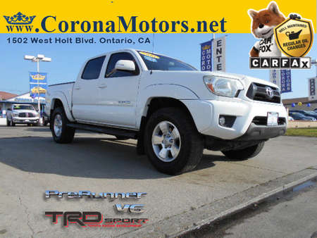 2013 Toyota Tacoma PreRunner for Sale  - 12663  - Corona Motors
