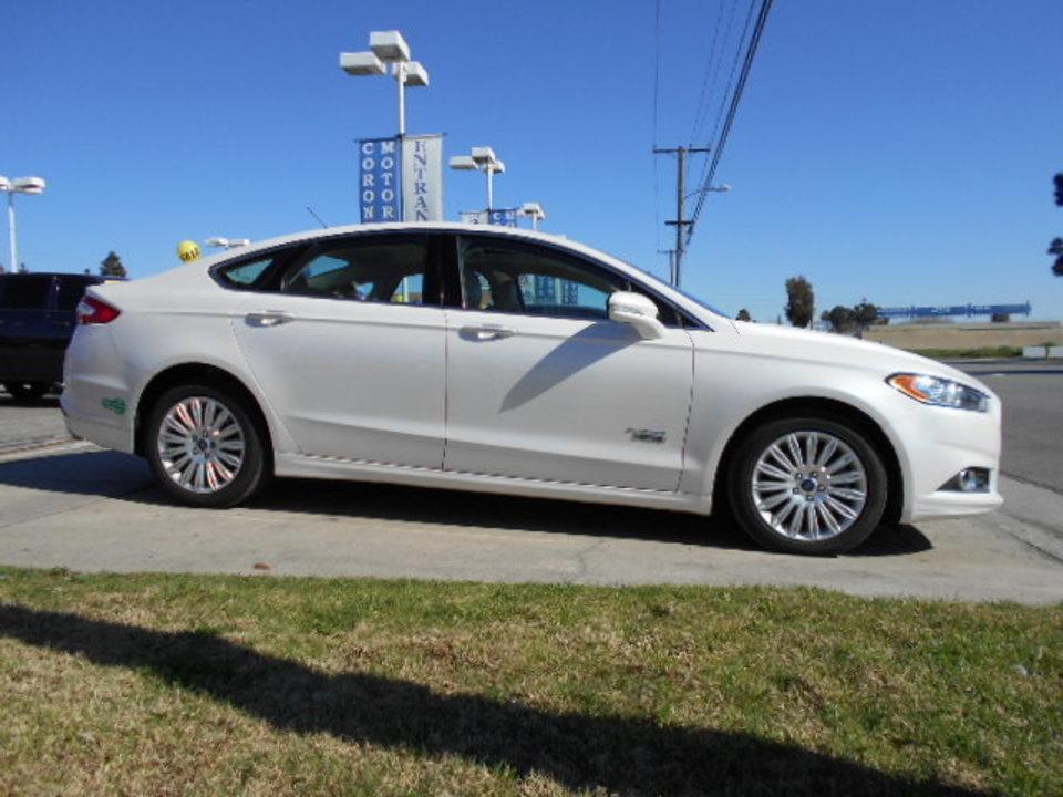 2014 Ford Fusion Energi  - Corona Motors