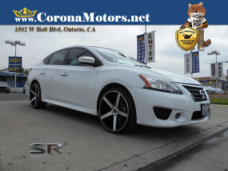 2014 Nissan Sentra SR for Sale  - 13100  - Corona Motors