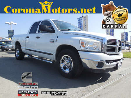 2007 Dodge Ram 2500 SLT for Sale  - 12164  - Corona Motors