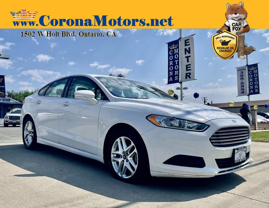 2013 Ford Fusion SE  - 13129  - Corona Motors