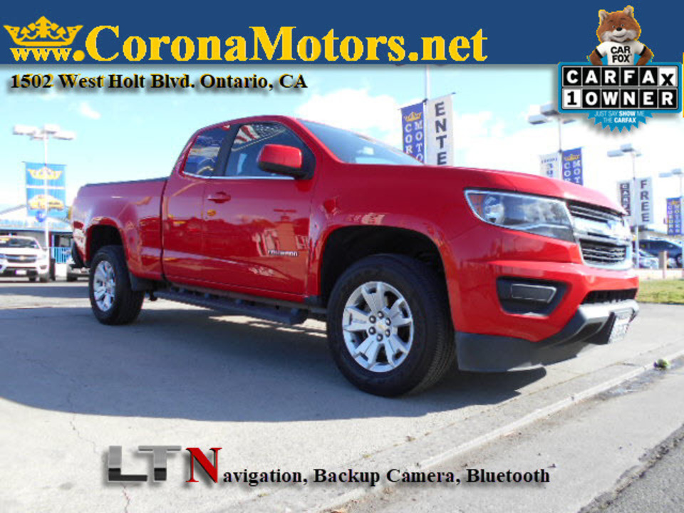 2017 Chevrolet Colorado 2WD LT  - 12683  - Corona Motors