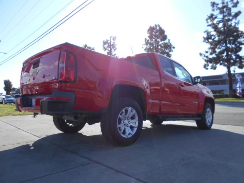 2017 Chevrolet Colorado  - Corona Motors
