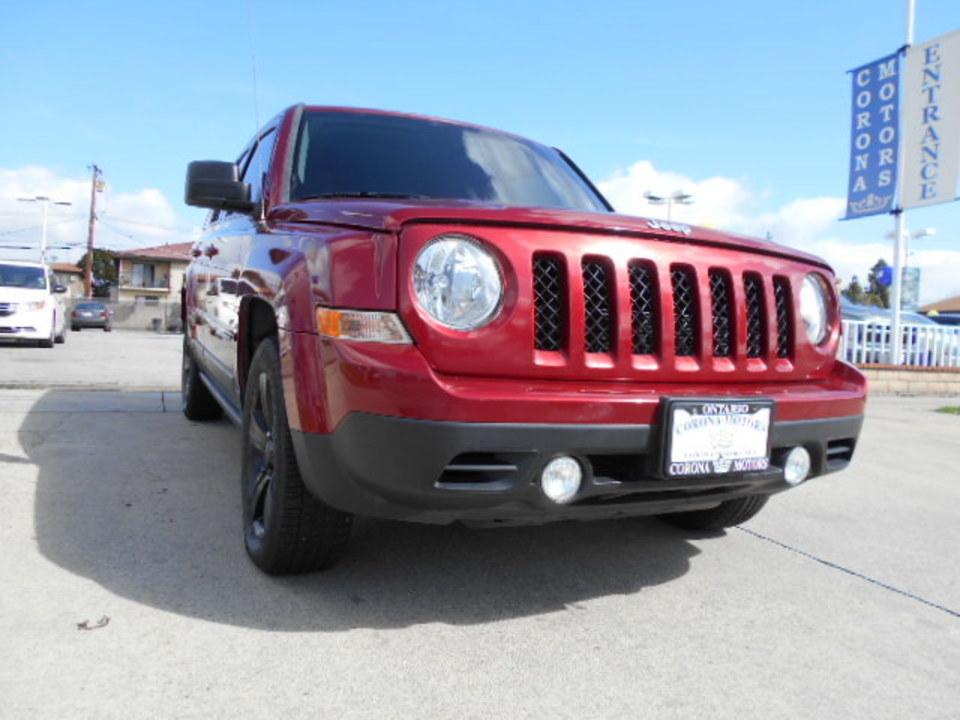 2014 Jeep Patriot  - Corona Motors