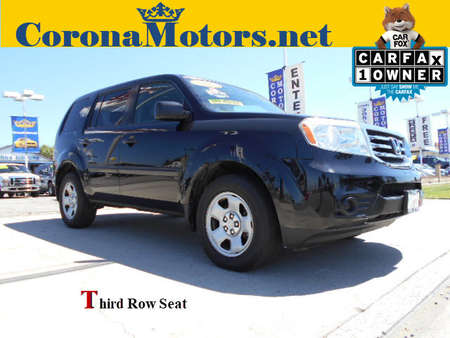 2013 Honda Pilot LX for Sale  - 12478  - Corona Motors