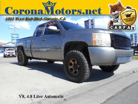 2007 Chevrolet Silverado 1500 LT w/1LT for Sale  - 12686  - Corona Motors