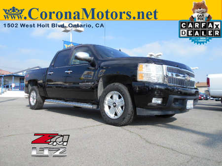 2007 Chevrolet Silverado 1500 LTZ for Sale  - 12647  - Corona Motors