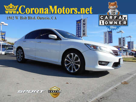 2014 Honda Accord Sedan Sport for Sale  - 12995  - Corona Motors