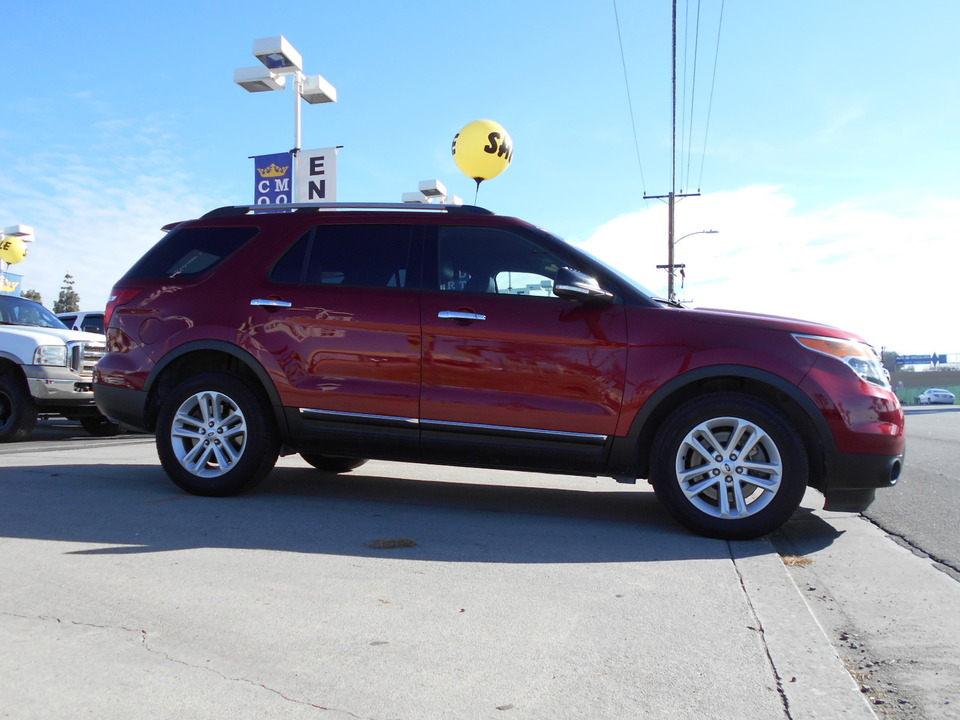 2015 Ford Explorer  - Corona Motors