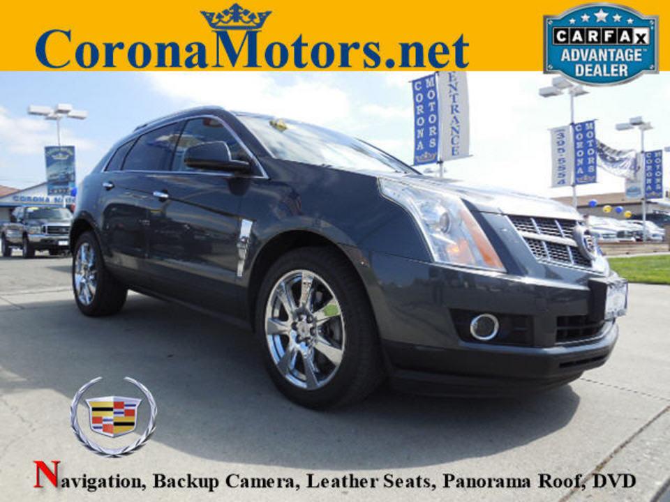 2010 Cadillac SRX  - Corona Motors