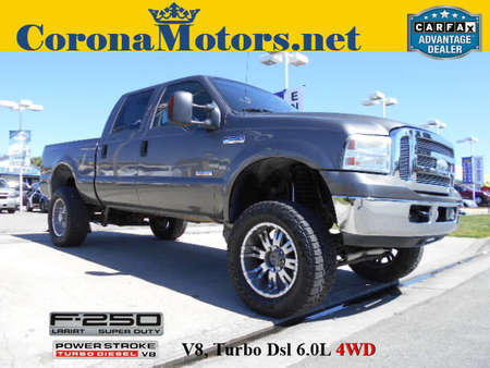 2006 Ford F-250 Lariat for Sale  - 12365  - Corona Motors