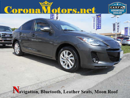 2013 Mazda Mazda3 i Grand Touring for Sale  - 12370  - Corona Motors