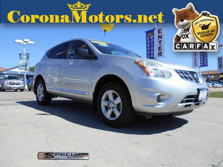 2012 Nissan Rogue S for Sale  - 12340  - Corona Motors