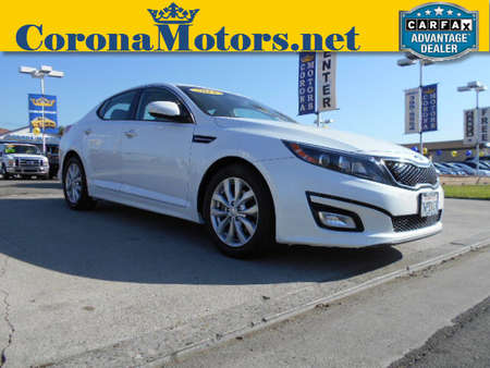 2015 Kia Optima LX for Sale  - 12554  - Corona Motors