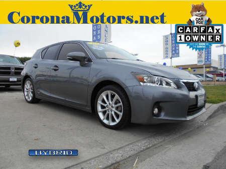 2012 Lexus CT 200h Premium for Sale  - 12350  - Corona Motors