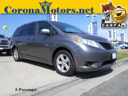 2011 Toyota Sienna LE for Sale  - 12540  - Corona Motors