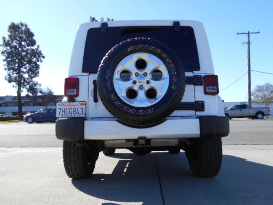 2014 Jeep Wrangler  - Corona Motors