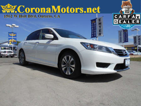 2014 Honda Accord Sedan LX for Sale  - 12723  - Corona Motors