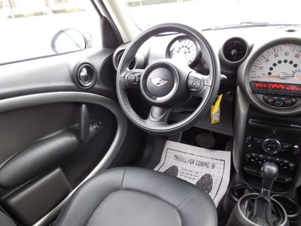 2012 Mini Cooper Countryman  - Corona Motors