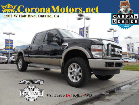 2008 Ford F-250 King Ranch for Sale  - 12736  - Corona Motors