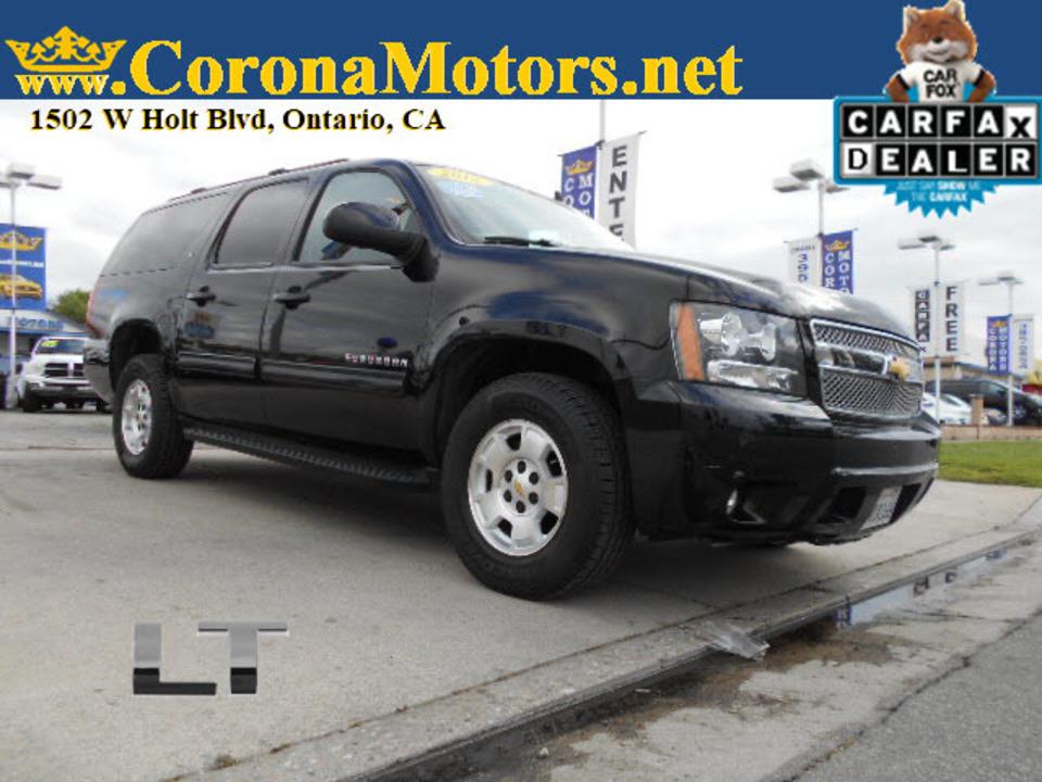 2012 Chevrolet Suburban LT  - 12737  - Corona Motors