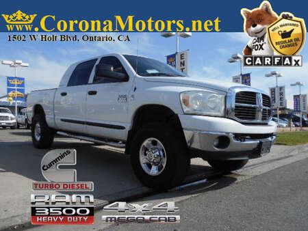 2007 Dodge Ram 3500 SLT for Sale  - 12611  - Corona Motors