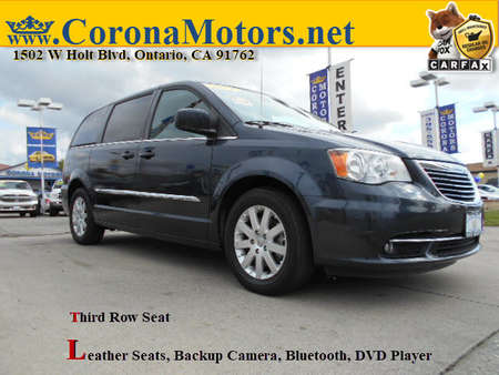2014 Chrysler Town & Country Touring ED for Sale  - 12727  - Corona Motors