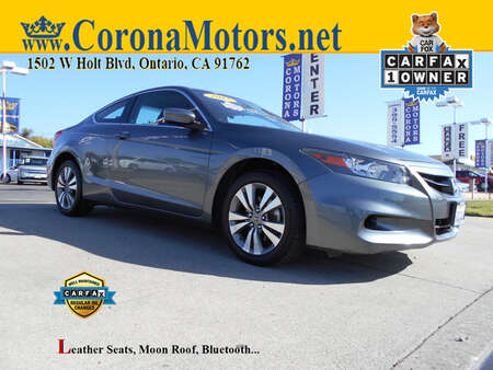 2012 Honda Accord EX-L Coupe for Sale  - 13001  - Corona Motors