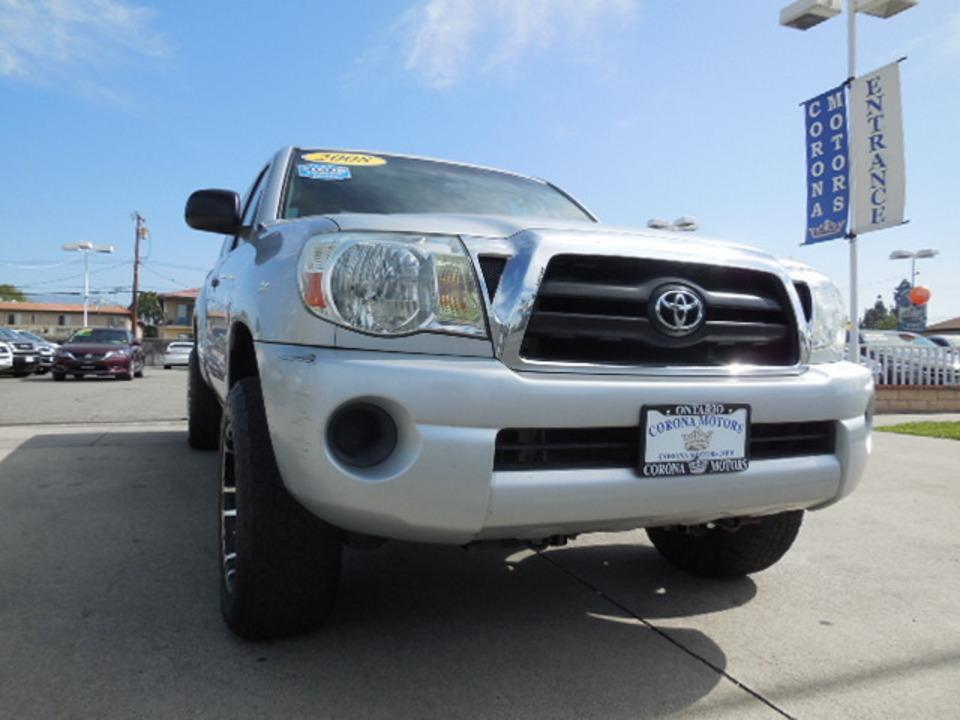2008 Toyota Tacoma  - Corona Motors