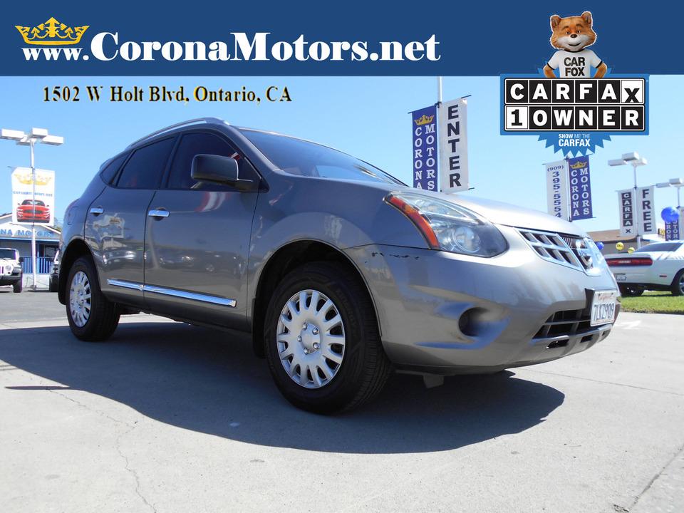 2015 Nissan Rogue Select  - 13183  - Corona Motors