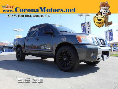 2010 Nissan Titan SE for Sale  - 13176  - Corona Motors