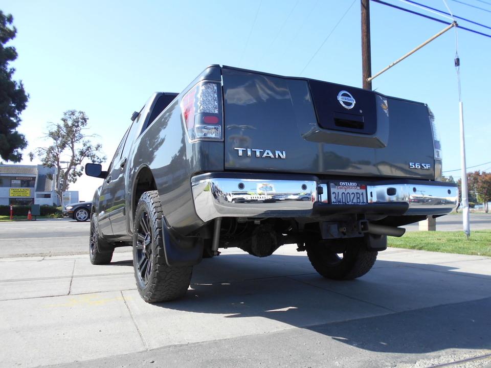 2010 Nissan Titan  - Corona Motors