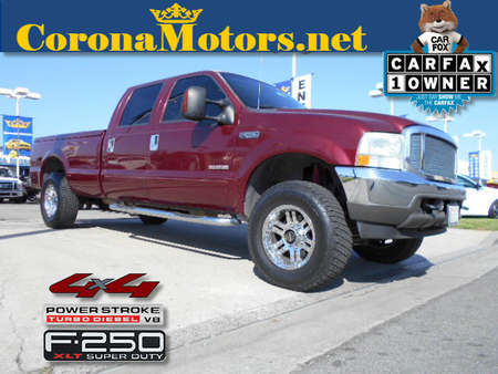 2004 Ford F-250 XLT for Sale  - F25081  - Corona Motors