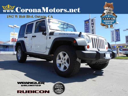 2010 Jeep Wrangler Rubicon for Sale  - 13180  - Corona Motors