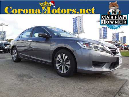 2014 Honda Accord Sedan LX for Sale  - 12246  - Corona Motors