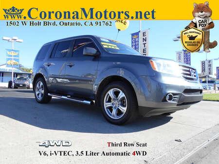 2012 Honda Pilot EX for Sale  - 12916  - Corona Motors