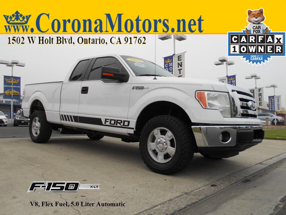 2012 Ford F-150 XLT  - 12914  - Corona Motors