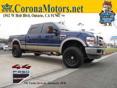 2010 Ford F-250 Lariat 4WD for Sale  - 12923  - Corona Motors