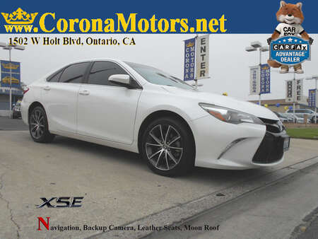 2016 Toyota Camry XSE for Sale  - 12922  - Corona Motors