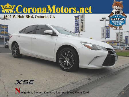 2016 Toyota Camry XSE for Sale  - 12922  - Corona Motors
