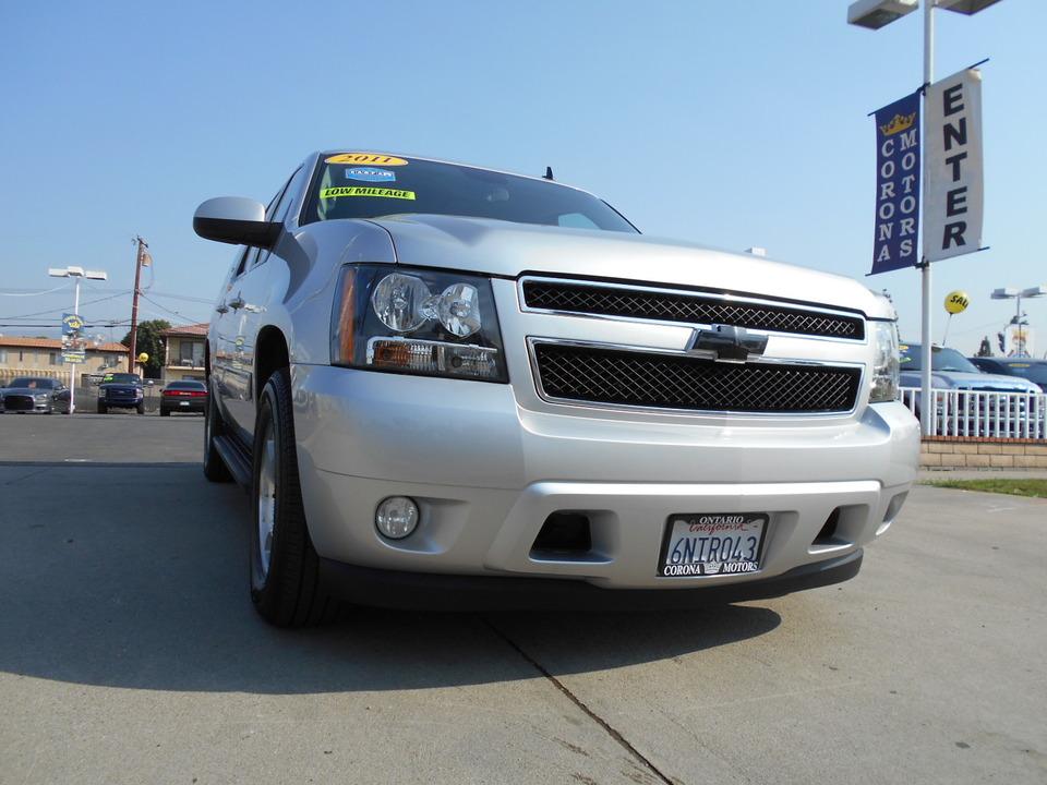 2011 Chevrolet Suburban  - Corona Motors